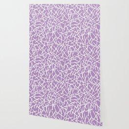 Kerplunk Orchid Wallpaper