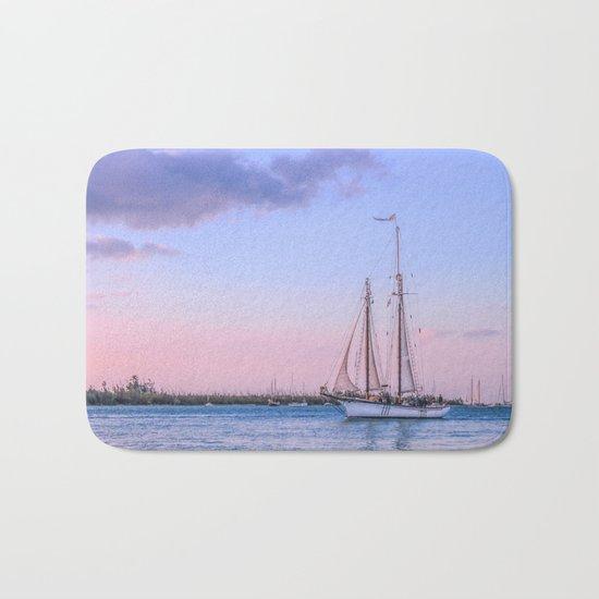 Sailing Yacht Bath Mat