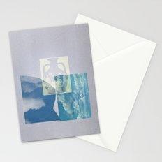 Portland Vase in Blue Stationery Cards