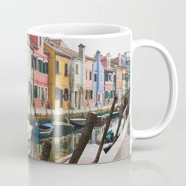 Burano in winter III Coffee Mug