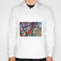 sparkles Hoodies featuring bricks & sparkles by AntWoman
