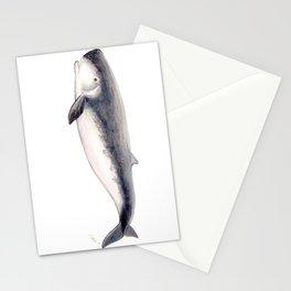 Pygmy sperm whale Stationery Cards