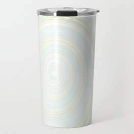 Re-Created Spin Painting No. 12 by Robert S. Lee Travel Mug