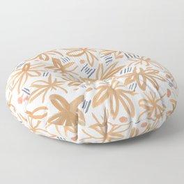 Splendid Adventure Pattern Floor Pillow