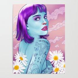Marguerites Poster