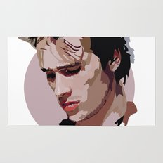 Jeff Buckley Rug