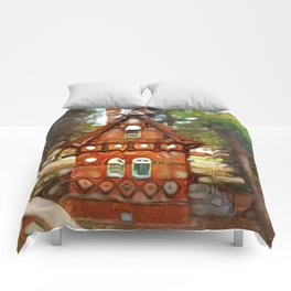 Rathenow Gingerbread House Comforters