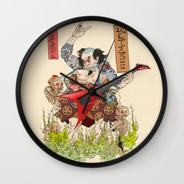 Metaruu! Wall Clock