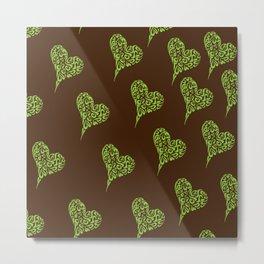 Heart of Hearts 2 Metal Print
