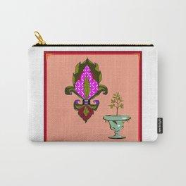 Fleur de Lis Home Decor Carry-All Pouch