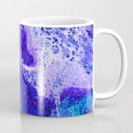 Purple Wave of Seafoam Coffee Mug