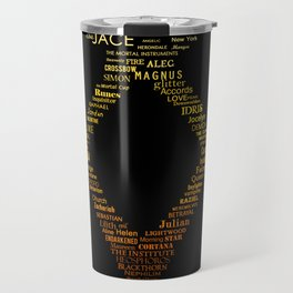 The Mortal Instruments Travel Mug