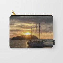 Sunrise Bar Harbor Maine Carry-All Pouch