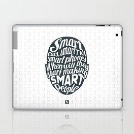 Smart People Laptop & iPad Skin