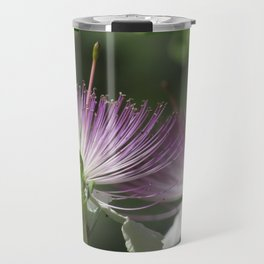 Caper flower Travel Mug