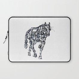 mechanical horse Laptop Sleeve