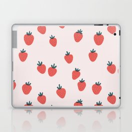 Strawberries Laptop & iPad Skin