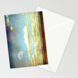 The Wide Open Road Stationery Cards