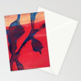 Matisse meets Rothko Stationery Cards