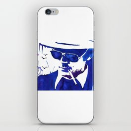Hunter Thompson iPhone Skin