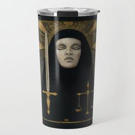 Justice Travel Mug