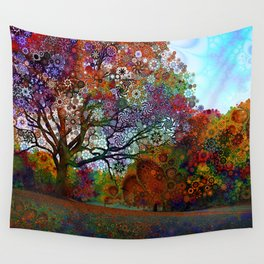 Afternoon Lght Wall Tapestry