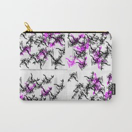Smash Pattern Blaagh Carry-All Pouch