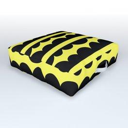 Mordidas Bee Outdoor Floor Cushion