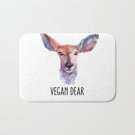 Vegan Dear Bath Mat