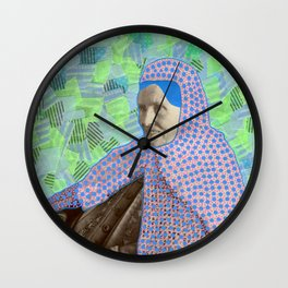 Trendy Lady Wall Clock