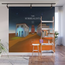 SURREALISTa Wall Mural