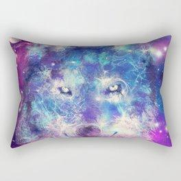 wolf 1 Rectangular Pillow