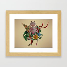Christmas 2016 Framed Art Print