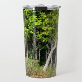 Enchanted Celtic Forest Travel Mug