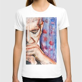 I'm Your Man, illustration by Ines Zgonc T-shirt
