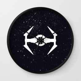 Phonetic Advanced Fighter Wall Clock