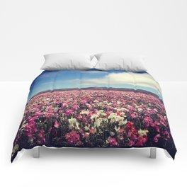 SEA OF FLOWERS Comforters