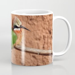 White-fronted Bee-eaters Coffee Mug