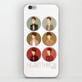 Tegan and Sara: Heartthrob collection iPhone Skin