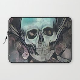 Love & death Laptop Sleeve