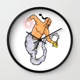Djinn Wall Clock