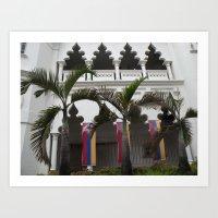 The Secretariat, Kuala Lumpur Art Print