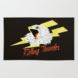 Screaming Eagle (Rolling Thunder) Rug
