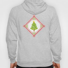 Polka Dot Christmas Hoody