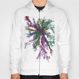 Watercolor Creation of the Dragonfly Hoody
