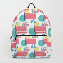 Summer Bicycles Backpack