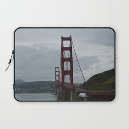Leaving My Heart In San Francisco Laptop Sleeve