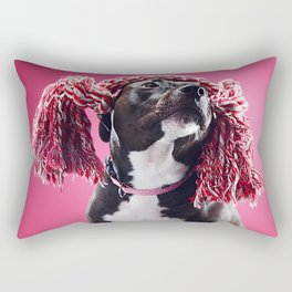 Super Pets Series 1 - Raggedy Lucy Rectangular Pillow