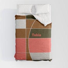 Tokio Mosaic Comforters