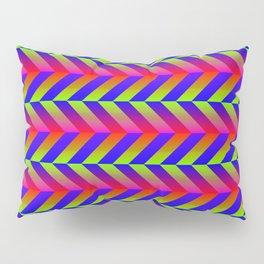 Zig Zag Folding Pillow Sham